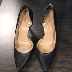 Brand new mossimo heels 8 1/2